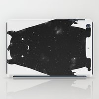 large iPad Cases featuring Mr. Cosmos by Zach Terrell