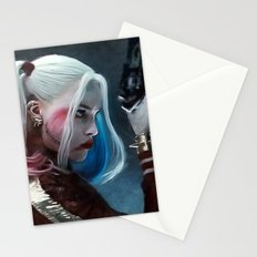 Harley (love and hate) Stationery Cards