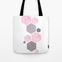 Geometric Affiche Scandinave Tote Bag