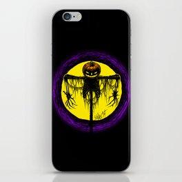 Killing Moon iPhone Skin