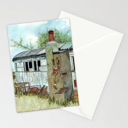 Farm Outbuilding with a Difference. Stationery Cards