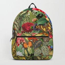 Plants & Flowers Backpack