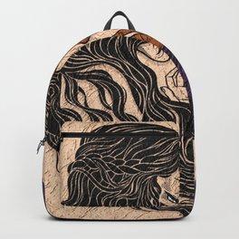 Diverse Female Love Backpack