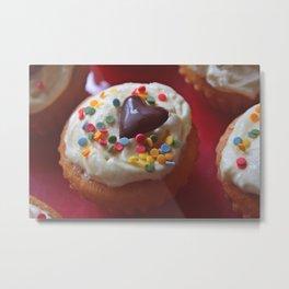cupcakelove Metal Print