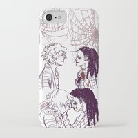 cosima iPhone & iPod Cases featuring Spidey!Cosima 2 by the-haps