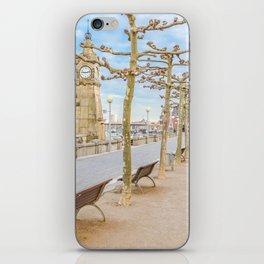 Esplanade iPhone Skin