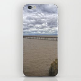Birnbeck Pier. iPhone Skin