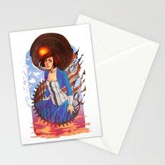 Bioshock Stationery Cards