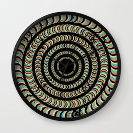 Slow Spin Wall Clock
