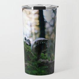 Warped Reality Travel Mug