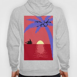 Voyage  at  the  Cantaloupe  Seas Hoody