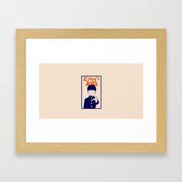 Mob Psycho 100 v2 Framed Art Print