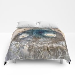 Owl Negative Comforters