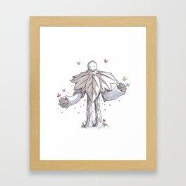 Wood Sprite Framed Art Print