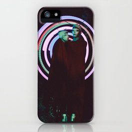 Ozma And Elfy Go To Earth iPhone Case