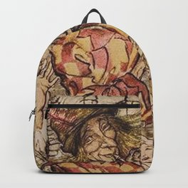 The Pied Piper of Hamelin Backpack