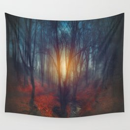 cRies and whiSpers Wall Tapestry