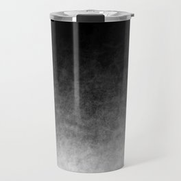 B&W Cloud Atmosphere Travel Mug