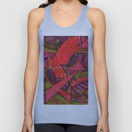 Tropical Farm 2 Unisex Tank Top
