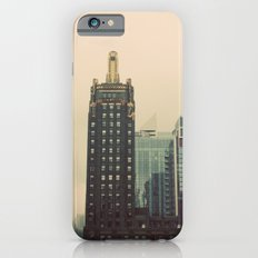 Carbide and Carbon Building Chicago Slim Case iPhone 6s