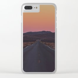Full Moon Fever Clear iPhone Case