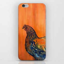 Orange Chicken iPhone Skin