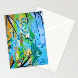 La Cinciallegra (The Yellow Passerine) Stationery Cards