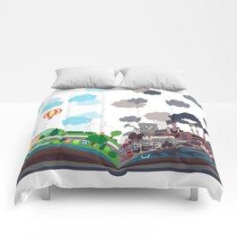 EcoBook Comforters