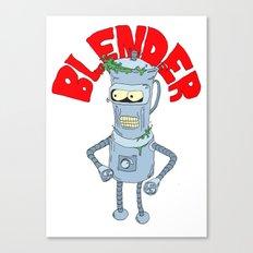 blender Canvas Print