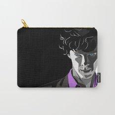 Sherlock Holmes Portrait Carry-All Pouch