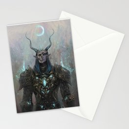 Night Elf Stationery Cards