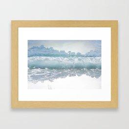 Ephemeral (Wanderlust) Framed Art Print