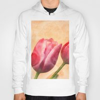 romance Hoodies featuring Romance by Elizabeth Wilson Photography