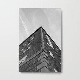 Corner Metal Print