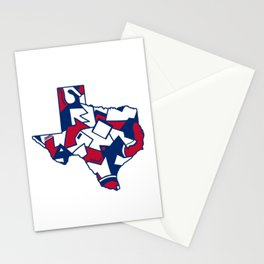 Lone Star State Love Stationery Cards