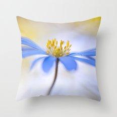 Anemone Throw Pillow