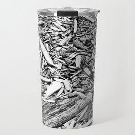 bleached Travel Mug