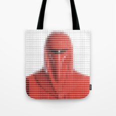 Imperial Guard - StarWars - Pantone Swatch Art Tote Bag