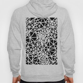 Glass Jewerly in black Hoody