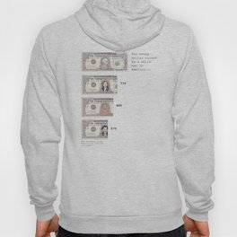 50th Anniversary of the Equal Pay Act Hoody