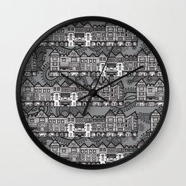 Liberty store. London Wall Clock