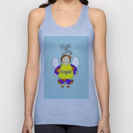 You Are My Angel Unisex Tank Top