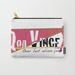 Fan Art: Qon Vince Carry-All Pouch