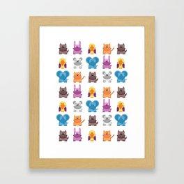 Animalis Framed Art Print