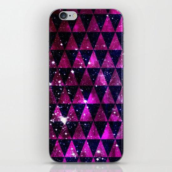 Through Space iPhone & iPod Skin