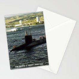 USS THOMAS A. EDISON (SSBN-610) Stationery Cards