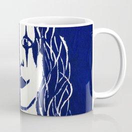 Brandon Lee Blue Coffee Mug