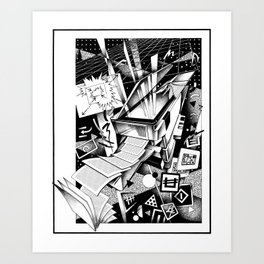 Copies Anyone Art Print