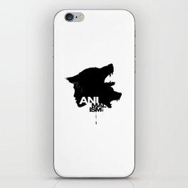 Wolf Kind iPhone Skin