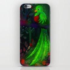 Quetzal iPhone & iPod Skin